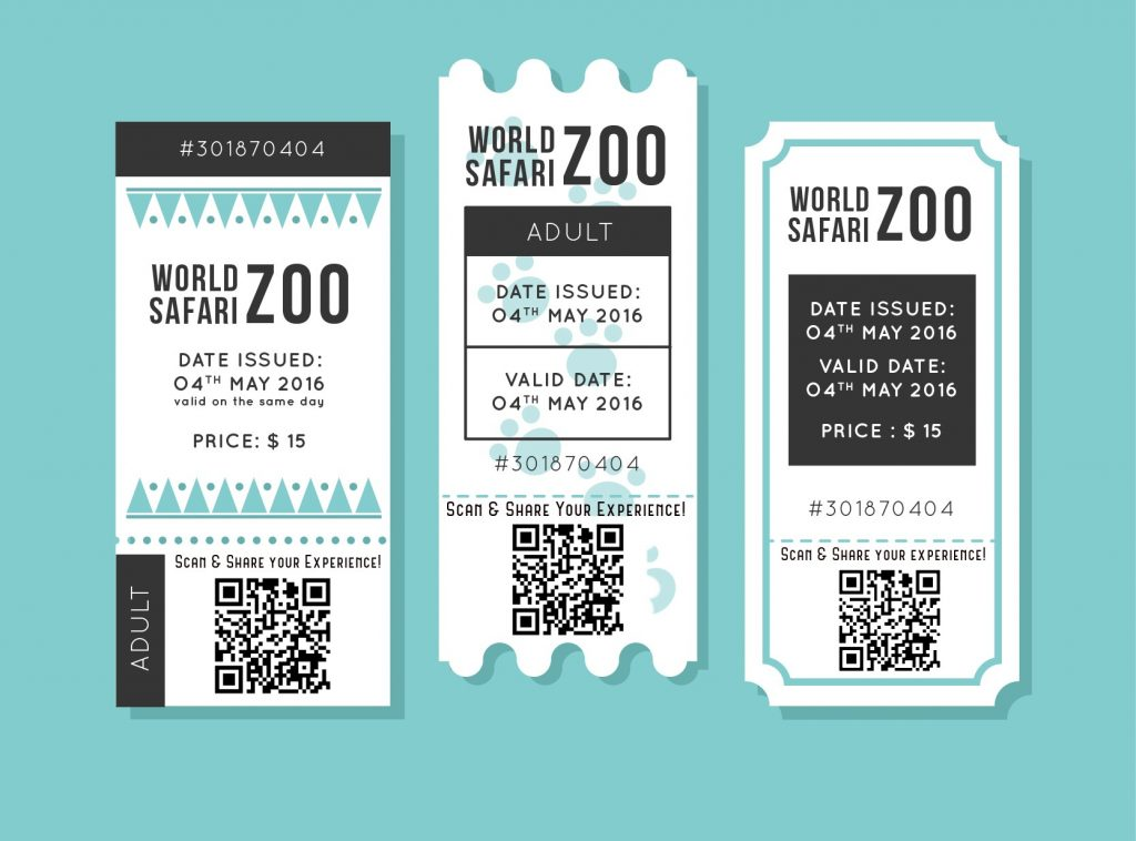 How to increase user participation using QR codes on tickets